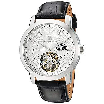 Burgmeister Unisex analogue watch with leather strap BM225-112