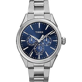 Timex Analogueico wrist watch quartz men with stainless steel strap TW2P96900