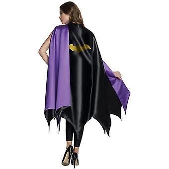 Batgirl Adult Cape