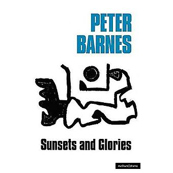 Sunsets  Glories by Barnes & Peter