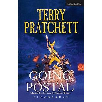 Posti kulkee Terry Pratchettin
