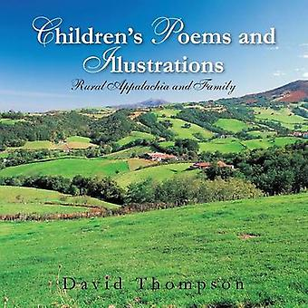 Childrens Poems and Illustrations Rural Appalachia and Family by Thompson & David