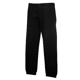 Fruit Of The Loom Kids Unisex Premium 70/30 Jog Pants / Jogging Bottoms (Pack of 2)