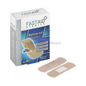 Fast Aid Fabric Plaster 40
