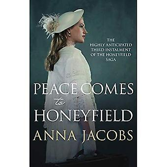 Peace Comes to Honeyfield (The Honeyfield Series)