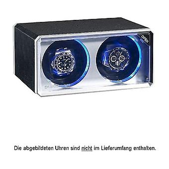 Designhütte watch winder Soldo carbon 70005-113