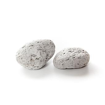 Natural exfoliante pie piedra pómez-eliminar la piel dura muerta/Callus-2 PK