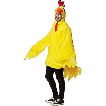 Cheap Chicken Adult Costume