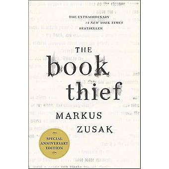 The Book Thief (Anniversary Edition) (10th) by Markus Zusak - 9781101