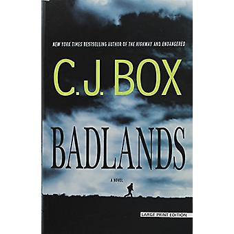 Badlands by C J Box - 9781432834210 Book