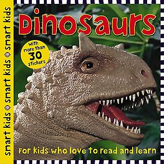 Smart Kids Sticker Dinosaur - 9781783417681 Book