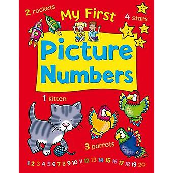 My First Picture Numbers by Anna Award - 9781841357959 Book
