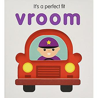 It's A Perfect Fit - Vroom by Yoyo Books - 9789463602624 Book