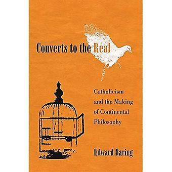 Wandelt zum Realen um: Der Katholizismus und die Entstehung der kontinentalen Philosophie
