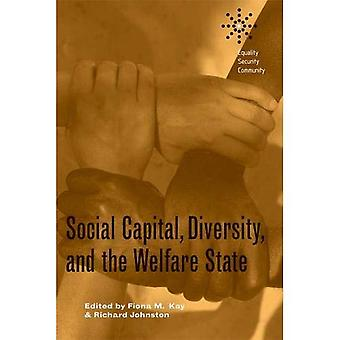 Sociaal kapitaal, diversiteit, and the Welfare State