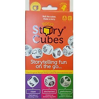 Rory's Story Cubes Travel Bundle Dice Set