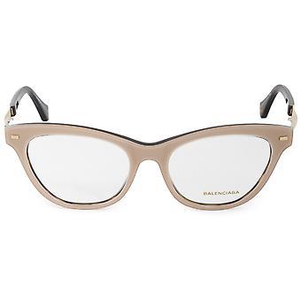 Balenciaga BA 5015 074 51 Cat Eye Eyeglasses Frames