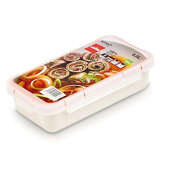 Valira Nomad Hermetic Lunch Box, 0.5L White