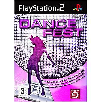 Dance fest (PS2)-fabriken förseglad