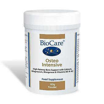 Biocare osteo intensivt pulver 165g (122165)