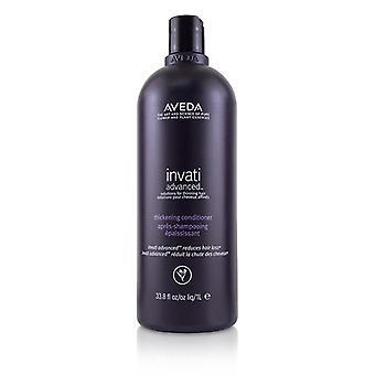 Aveda Invati zaawansowane zgrubienie odżywka - rozwiązania dla przerzedzenie włosów, zmniejsza wypadanie włosów 1000ml/33,8 oz