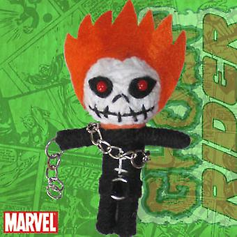 Cell Phone Charm - Marvel - Ghost Rider New Gifts Toys string Doll vd-mvl-0006