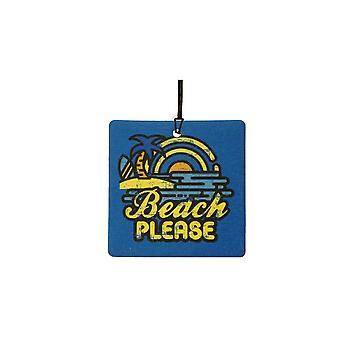 Stranden Vennligst bil Air Freshener