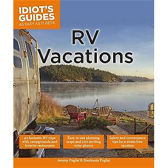 RV Vacations by Jeremy Puglisi - Stephanie Puglisi - 9781615648924 Bo