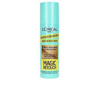 L'Oreal Make Up Magic Retouch #7,3-rubio Oscuro Raiz Oscura Spray Unisex