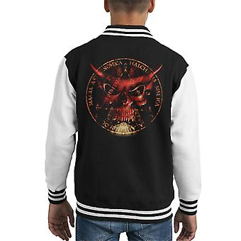 Alchemy Sixth Seal Kid's Varsity Jacket