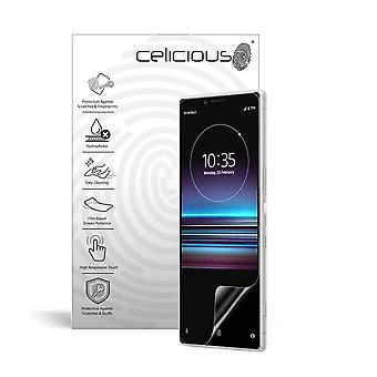 Celicious Impact Anti-Shock Shatterproof Screen Protector Film Compatible with Sony Xperia 1