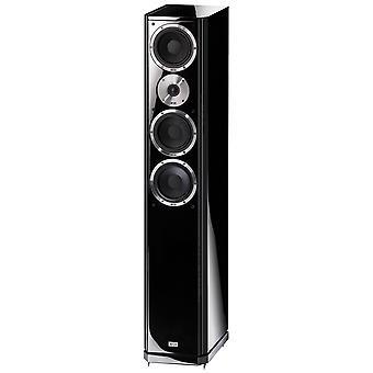 B goods Heco Aleva GT 602 anniversary, Floorstanding speaker, 3-way color black, 1 piece