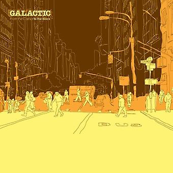 Galactic - From the Corner to the Block [CD] USA import