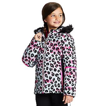 Dare 2b Girls Elusive Water Repellent Hooded Ski Coat Jacket
