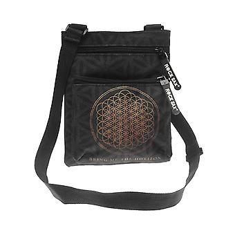 Bring Me The Horizon Crossbody Bag Sempiternal Band Logo new Official Black