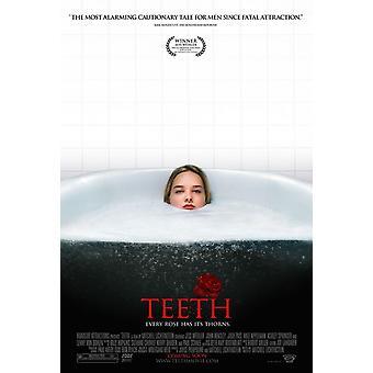 Teeth (Single Sided Mini Poster) (2007) Original Mini Cinema Poster