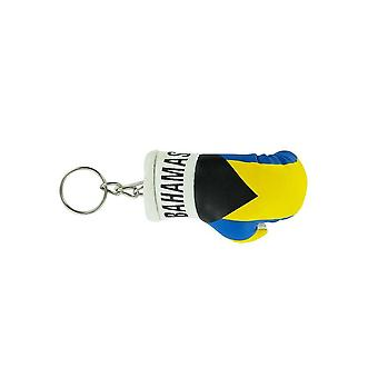Cle Cles Key Flag Bahamas Boxing Glove Flag