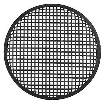 Monacor MZF-8631 Speaker grille (Ø x H) 310 mm x 15 mm