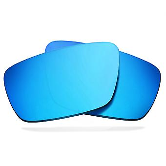 Polarized Replacement Lenses for ELECTRIC TECHNICIAN Sunglass Blue Anti-Scratch Anti-Glare UV400 by SeekOptics