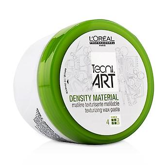 L'oreal Professionnel Tecni.art Density Material (texturizing Wax-paste - Force 4) - 100ml/3.3oz
