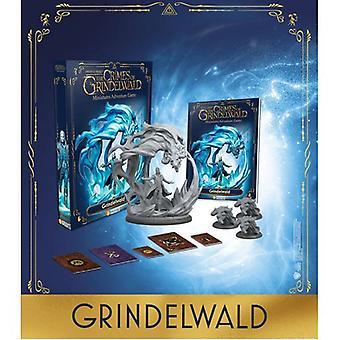 Gellert Grindelwald Exp Harry Potter Miniatures Adventure Game (HPM)