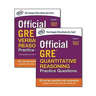 Official GRE Value Combo by ETS