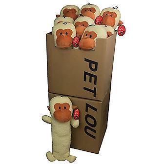 Petlová díra 9Dílka-fleece opičák 20 & quot; Psí hračka