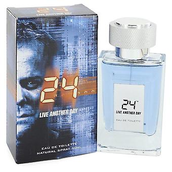 24 live another day eau de toilette spray by scent story   548471 50 ml
