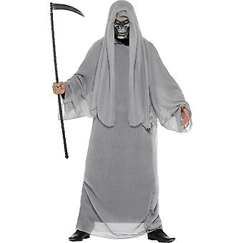 """Grim Reaper Costume, Chest up to 44"""""""