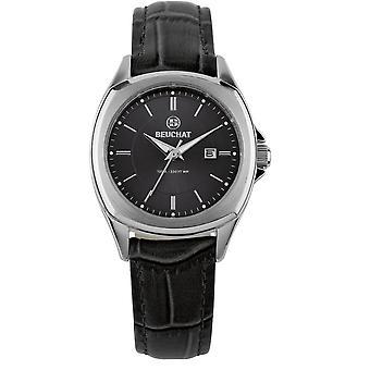 Watch Beuchat leather B330 BEU0036-1 - woman