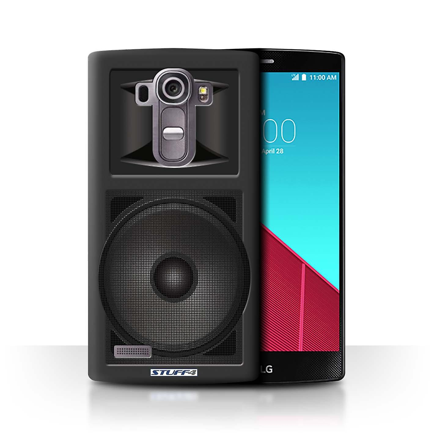 STUFF4 Case/Cover for LG G4 Beat/H735/Studio Monitor/Speaker