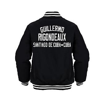 Guillermo Rigondeaux Boxing Legend Jacket