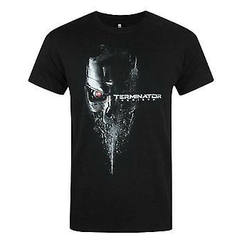 Terminator Genisys Logo Men's T-Shirt