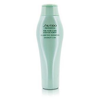 Shiseido The Hair Care Fuente Forte Clarifying Shampoo (cuidado de la caspa) 250ml/8.5oz